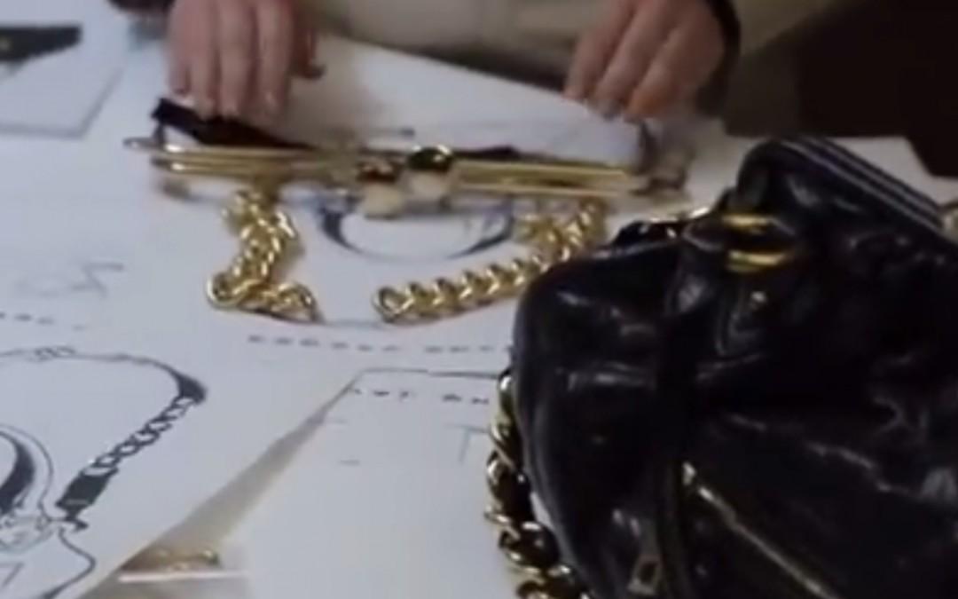 Making of Marc Jacobs Handbags