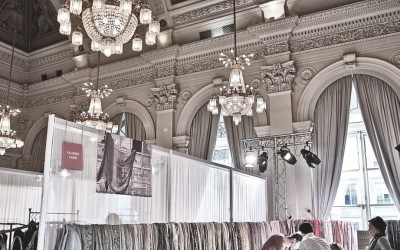 Парижские выставки моды