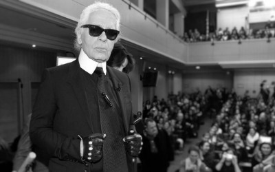 A conversation with Karl Lagerfeld