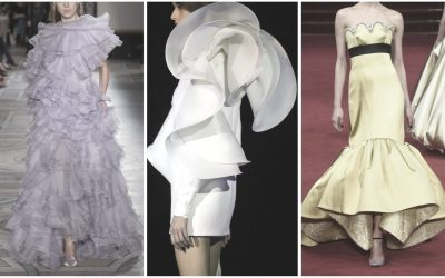 10 Flounces ideas from Paris Haute Couture Week