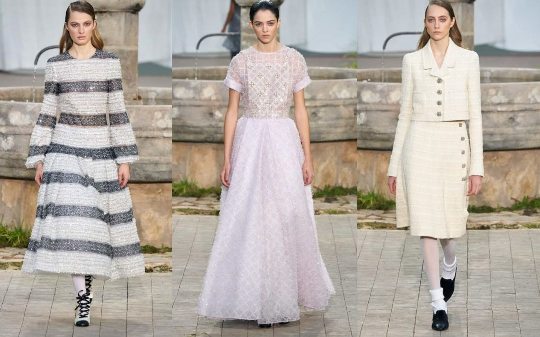 Chanel Haute Couture Spring Summer 2020 Sophisticated Skirts