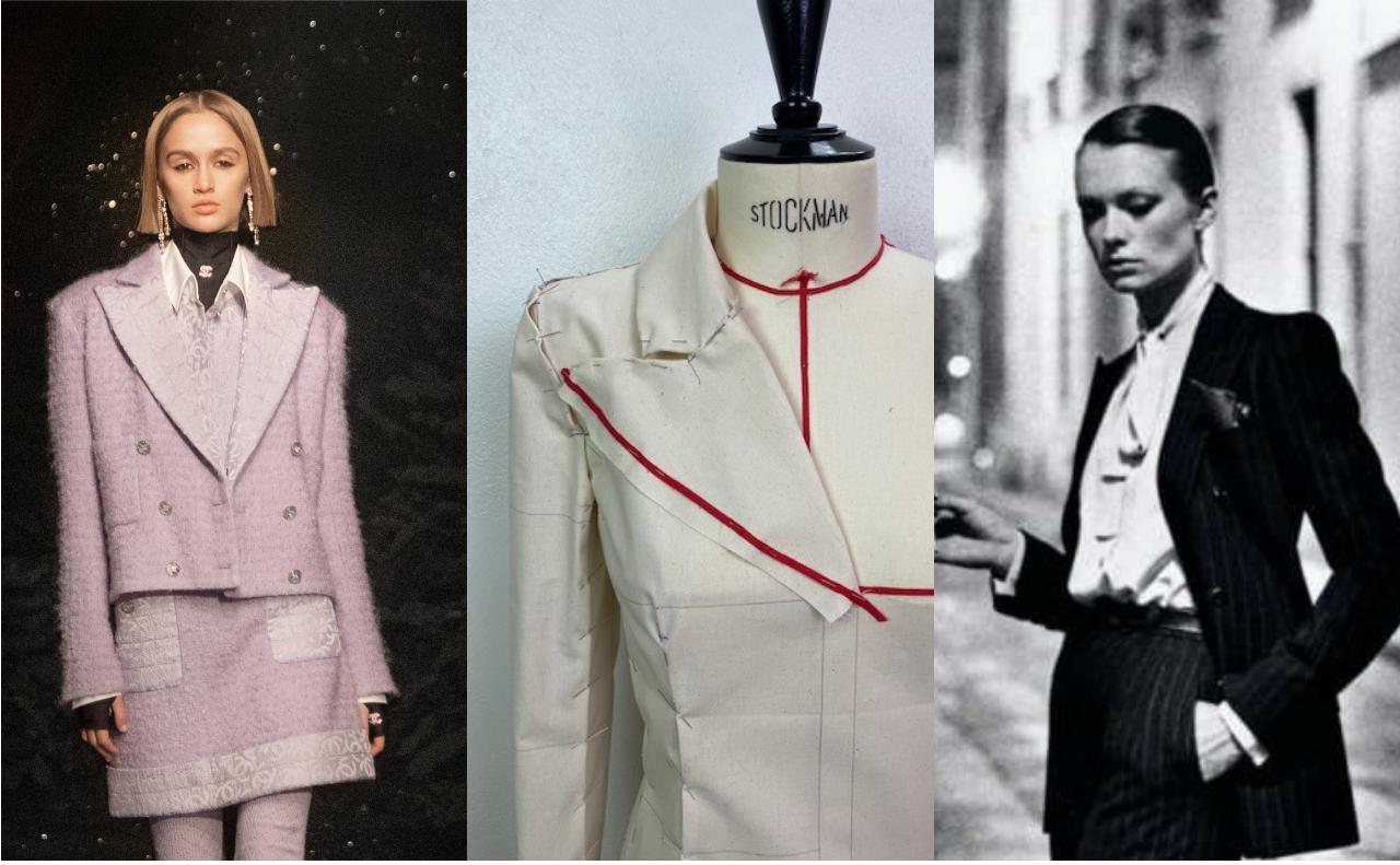 Jacket French Draping Program